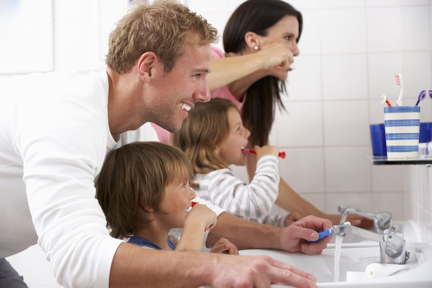 Family - Model Healthy Behaviours