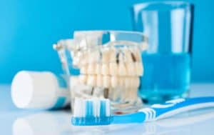 How Do I Care For My Dentures?